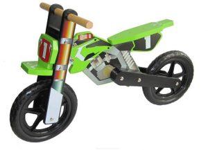 la draisienne en forme de moto croo = Dunjo cross pro