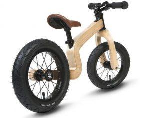 la modèle de luxe  en bois de la marque Early Rider = Bonsai
