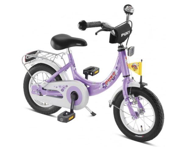 Un vélo enfant 12 pouces de la marque allemande Puky