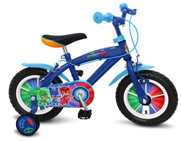 Un vélo garçon Pyjamasques 12 pouces