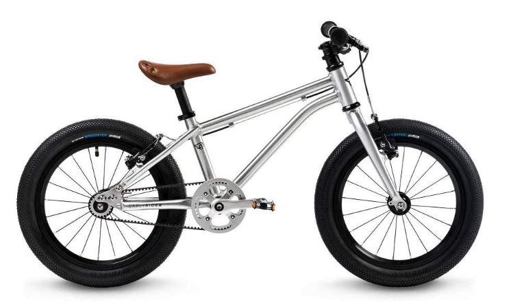 Un vélo haut de gamme de la marque Early Rider  qui se nomme le  Belter