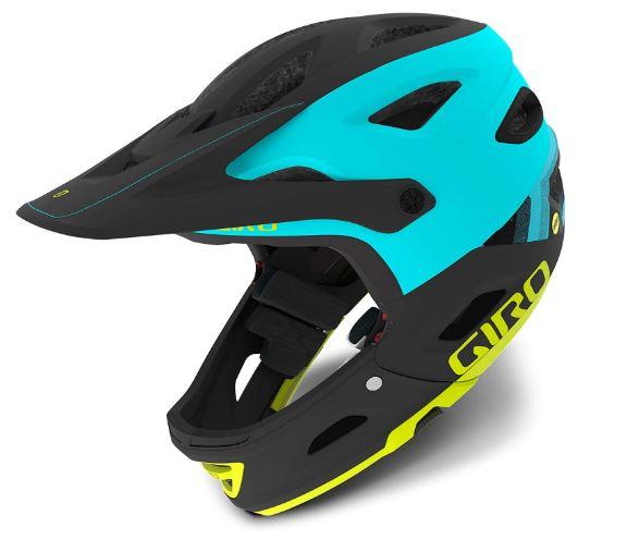 le casque de bmx et VTT de descente Giro Switchblade